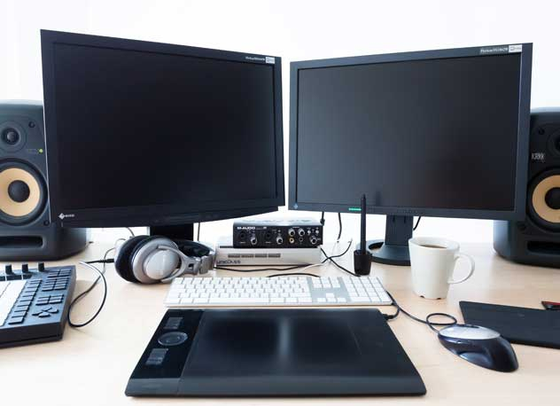Multimédia – fejlesztő és Webdesigner